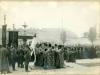 Торжественная присяга и освещение знамени Чешской дружины. 16 сентября 1914 г.